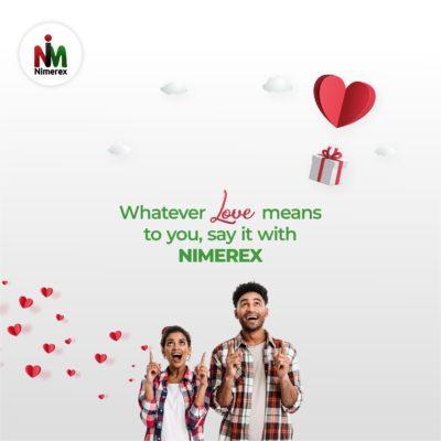 valentine with Nimerex