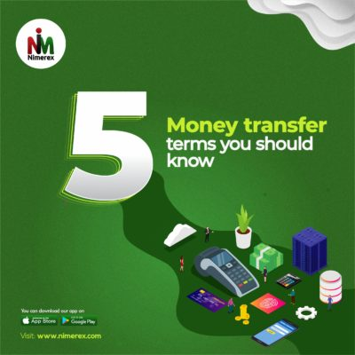 money transfer terms everyone should know