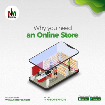 5 reasons why you need an online store