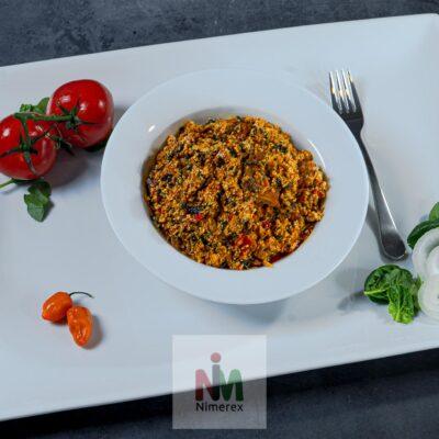 Egusi Soup (Half Pan / Family Size)