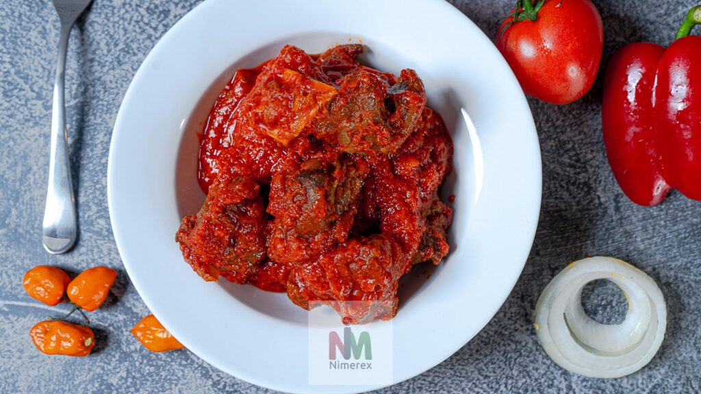 goat meat stew